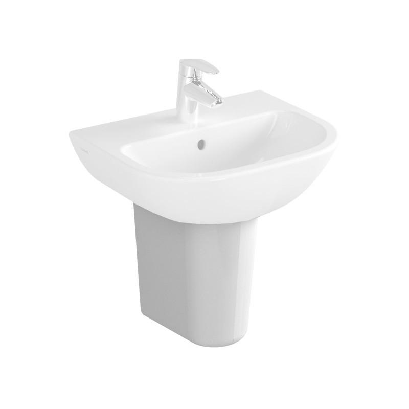 Vitra S20 Half Pedestal Small White for 5272 & 5273