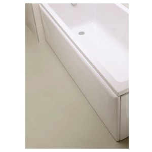 Vitra Flat Front Panel 180cm White