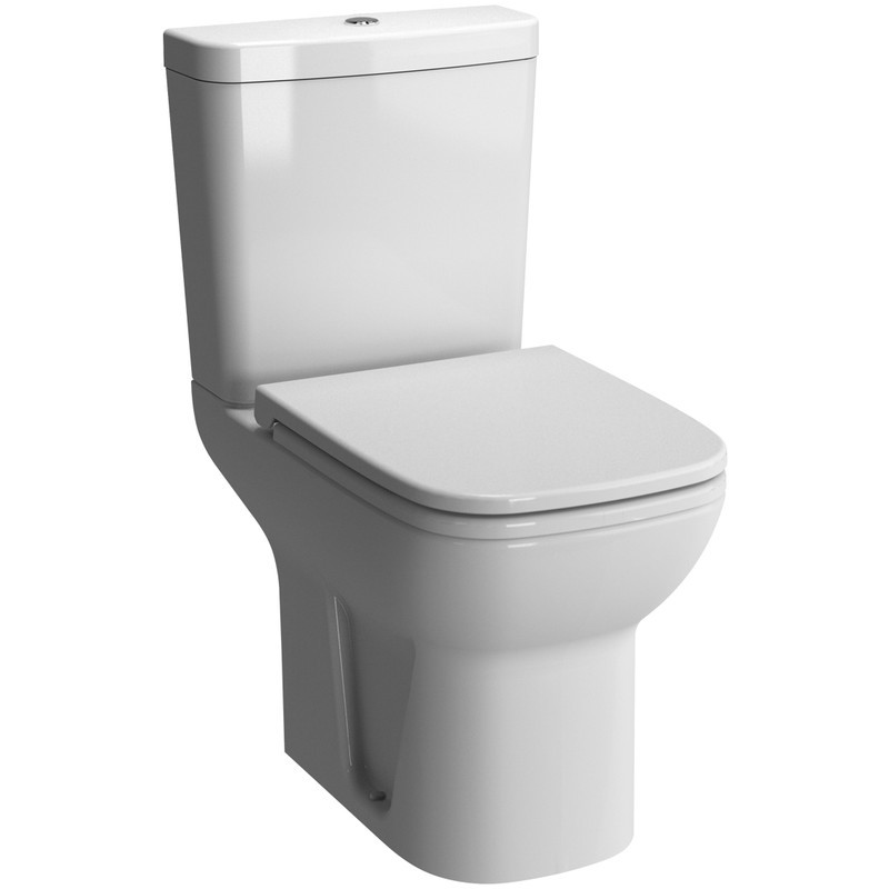 Vitra S20 Open Backed WC Pan