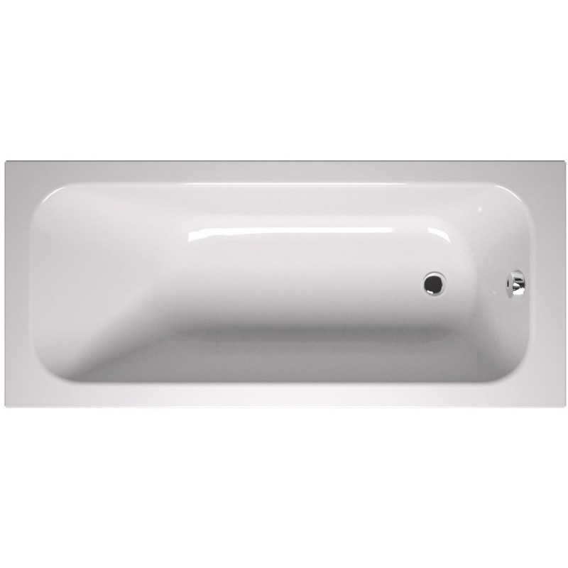 Vitra Balance Bath 160x70cm