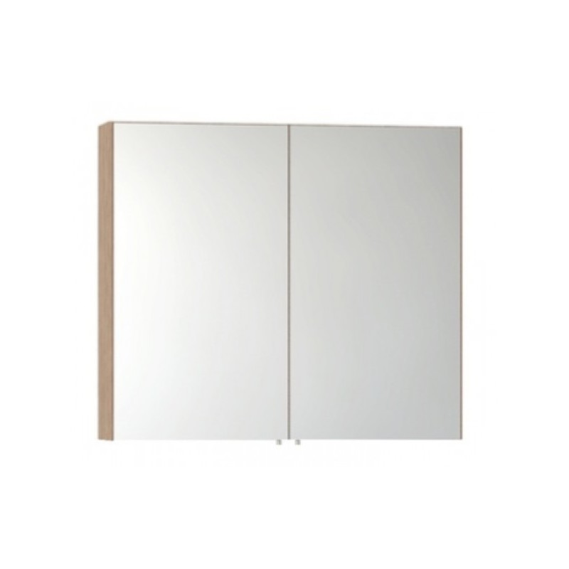 Vitra S50 Mirror Cabinet 100cm Oak