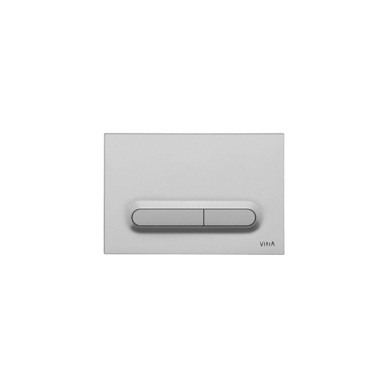 Vitra Loop T Control Panel Matt Chrome Plated