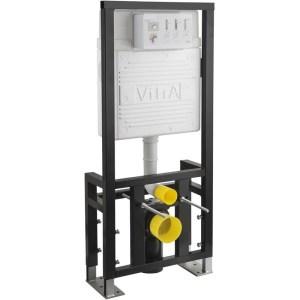 Vitra WC Frame & Concealed Cistern Floor 12cm 3/6 Litre