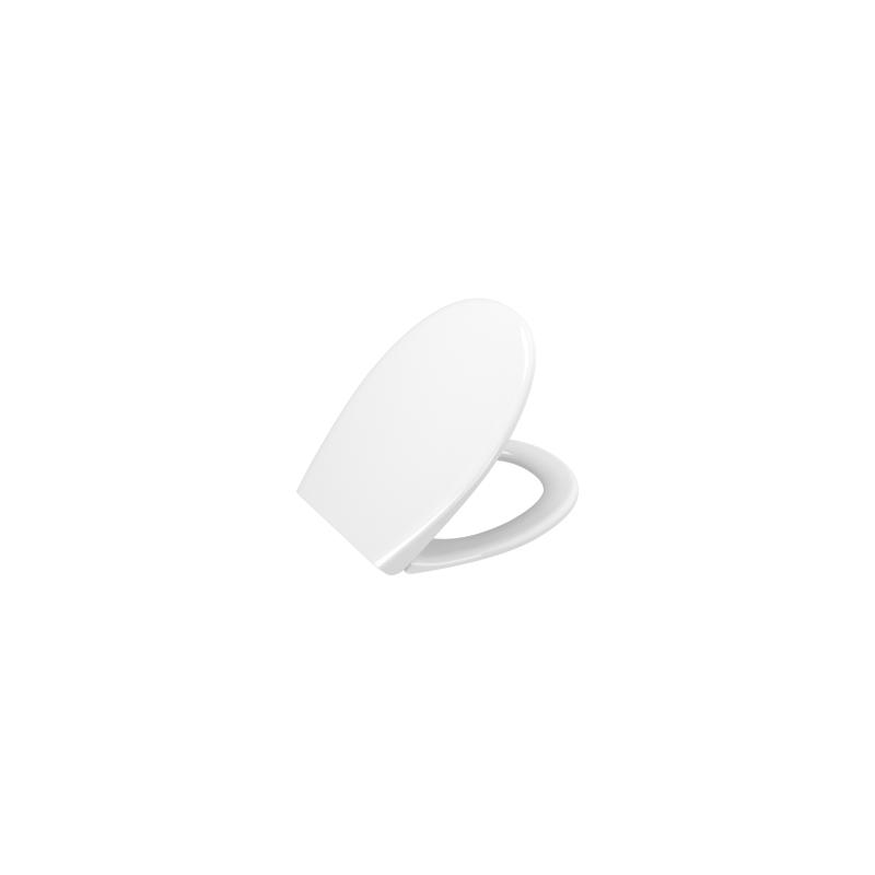 Vitra Layton Soft Close Toilet Seat White