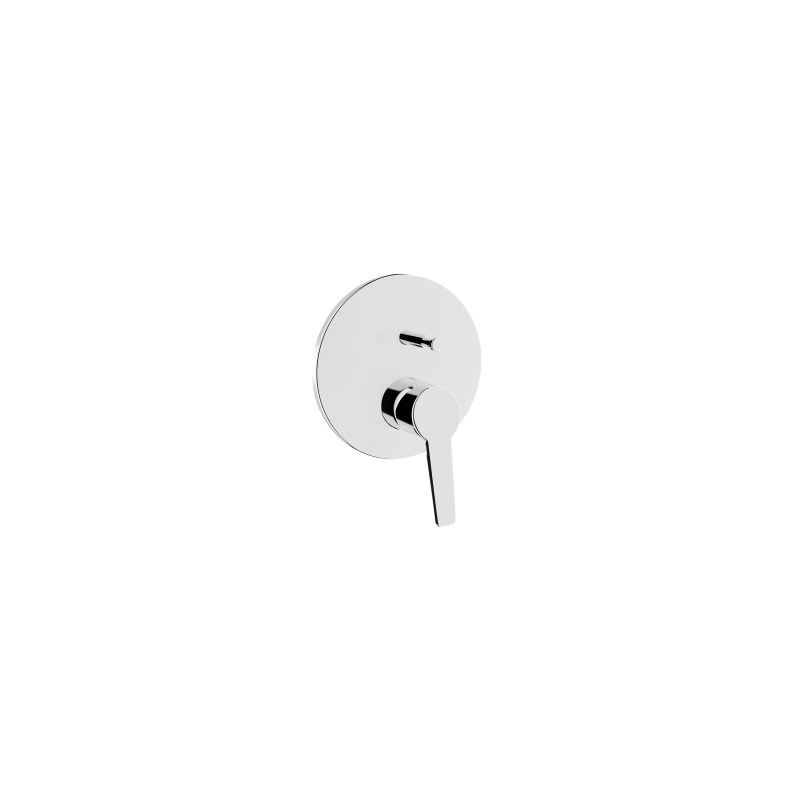 Vitra Solid S Built-In Bath/Shower Mixer (Exposed Part)