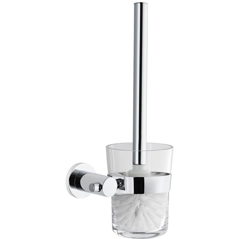 Vitra Ilia WC Brush Holder Chrome