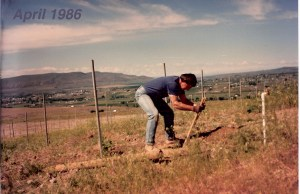larry digging 86