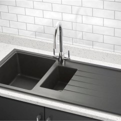 Black Kitchen Sink Paint Suggestions For Comparing The Different Shades Of Grey And Granite Vellamo Horizon
