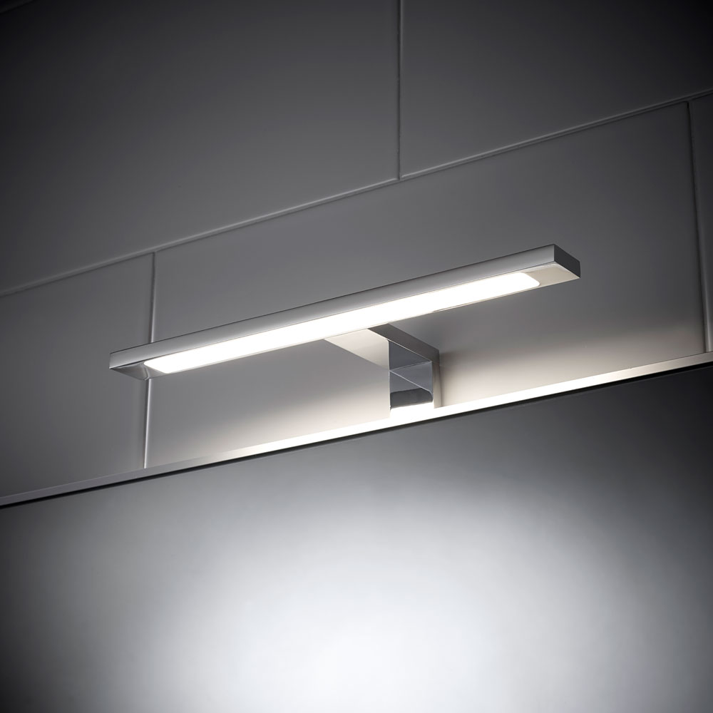 LED Light Bathroom Over Mirror TBar Sensio Neptune