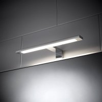 LED Light Bathroom Over Mirror T-Bar Sensio Neptune ...