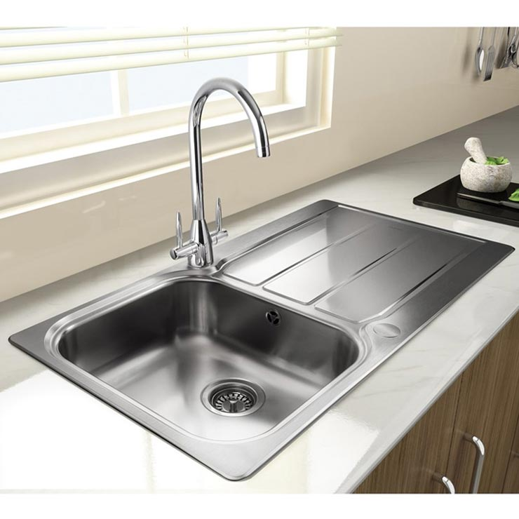 best kitchen sink gold how to choose the material for your tap warehouse stainless steel sinks