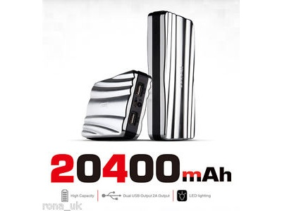 YOOBAO 20400 mAH Incredible Zeus Inspiring Power