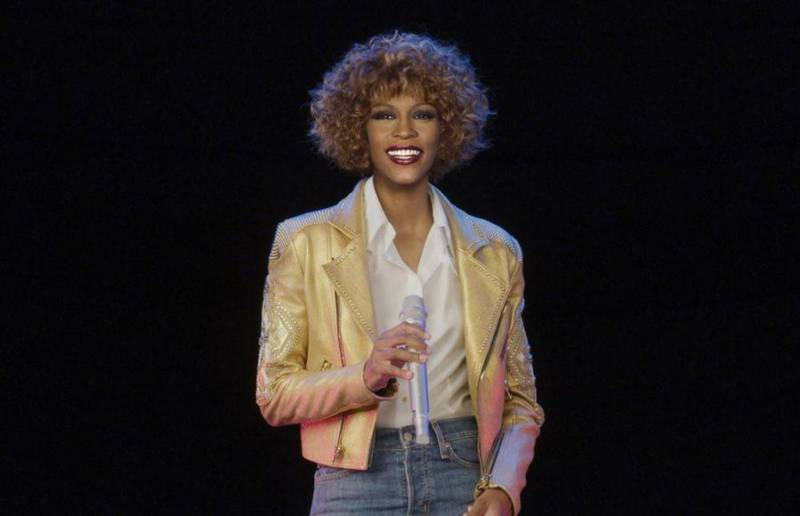 Whitney Houston review: every idol deserves a tribute to their height