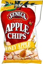 Seneca Crispy Honey Apple with Cinnamon Apple Chips
