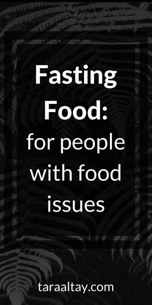 Do you have a love hate relationship with food? But you want to try the spiritual discipline of fasting? Then this post is for you. For more encouragement for your life and calling visit taraaltay.com