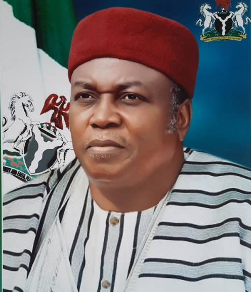 ONE YEAR IN OFFICE:  2 Commissioners Rate Governor Ishaku High.