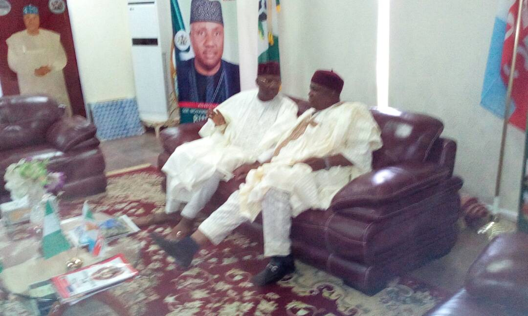 Northeast Development: Gov. Ishaku Calls for Unity, Sacrifice