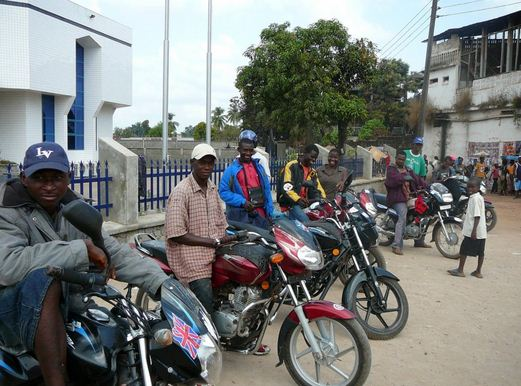 Press Release: Taraba Governor Cautions Motorcycle Riders