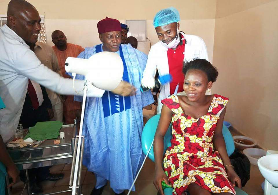 PCNI, Taraba Govt, Others Treat Over 2000 Patients in Free Medical Outreach in Takum