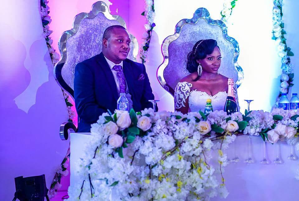 President Buhari Felicitates with Taraba's Latest Couple