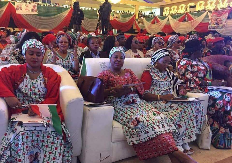 Call to Action; Barr. Anna Ishaku, Other Prominent Women Attends PDP Women Conference