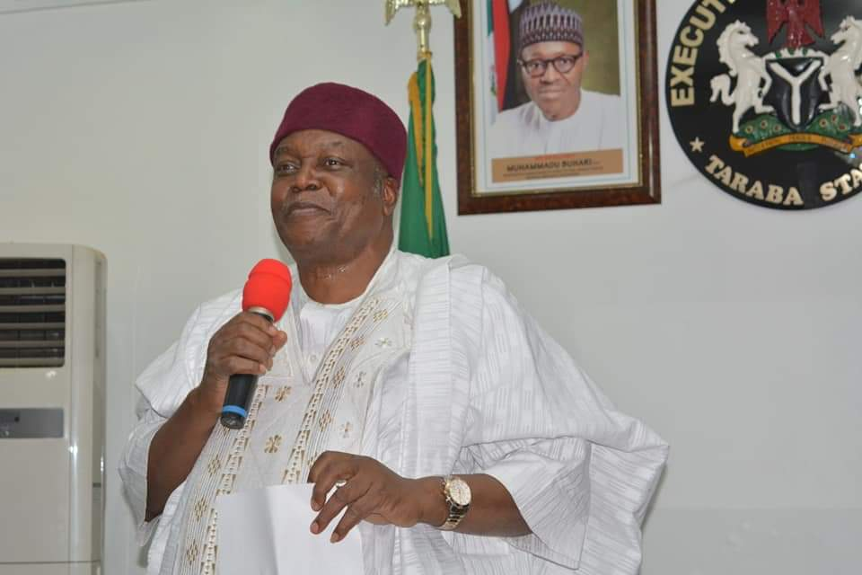 Taraba Government to Integrate the Nigerian National Park Service into its Security Architecture