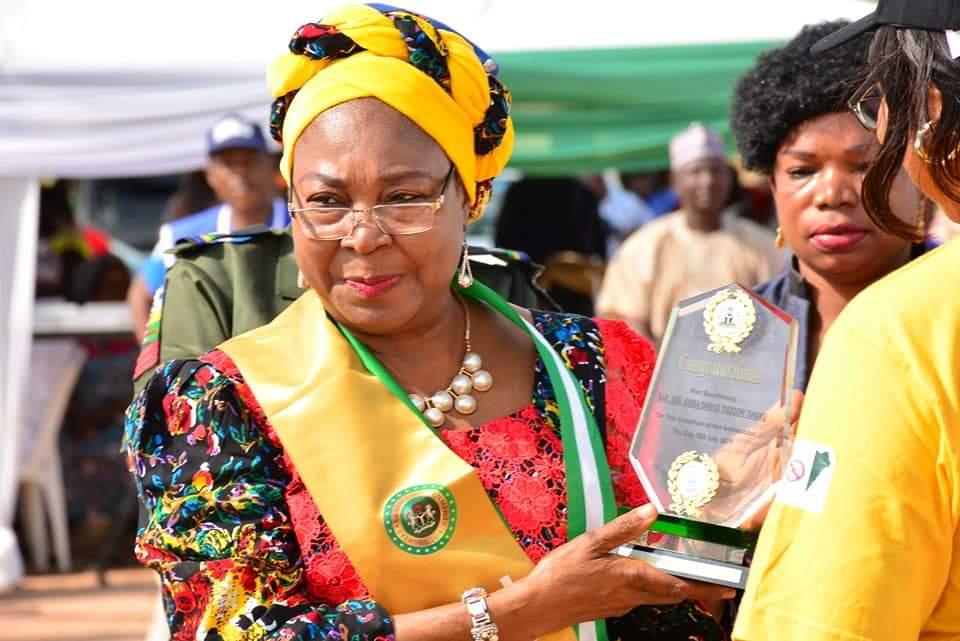 Governor Ishaku Flags Off Net Disbursement; Wife Honoured As Net Ambassador