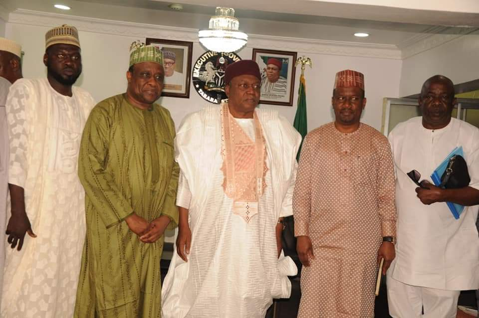 Taraba State Government Show Readiness to Support NEDC