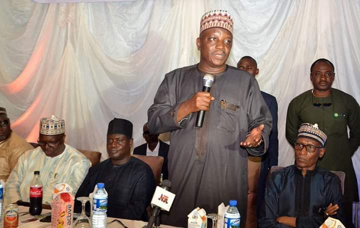 Gov. Ishaku Congratulates the Newly-Appointed Minister of Power; Assures Him of the State Government's Support Under His Leadership