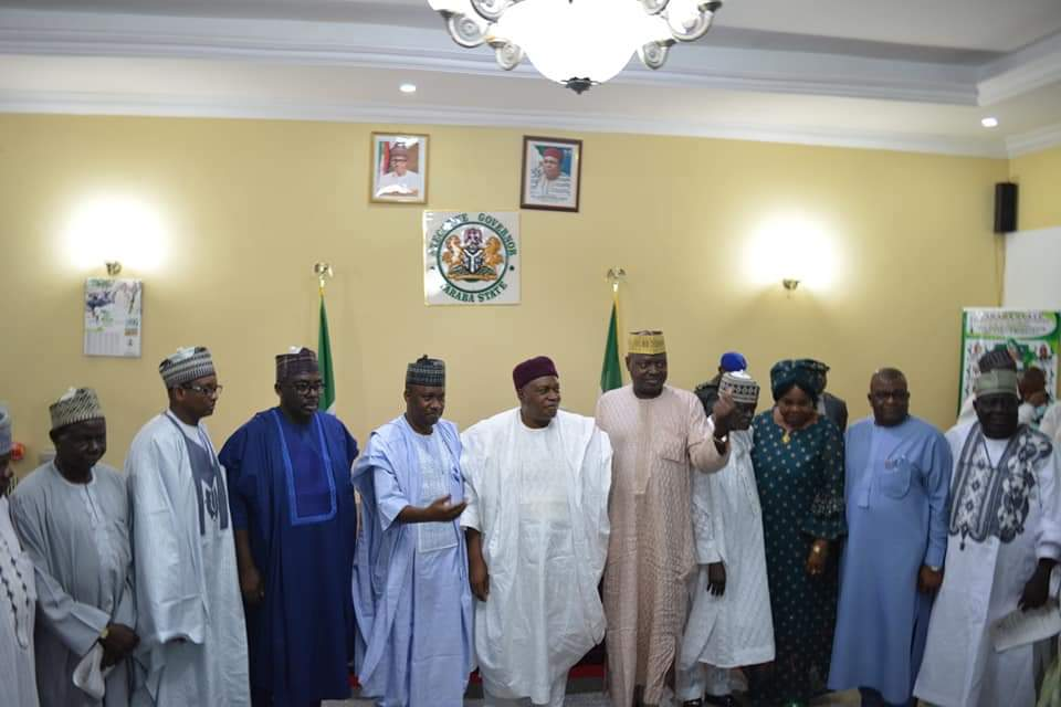 Gov. Ishaku Swears in SSG, Chief of Staff, Political Adviser and Others
