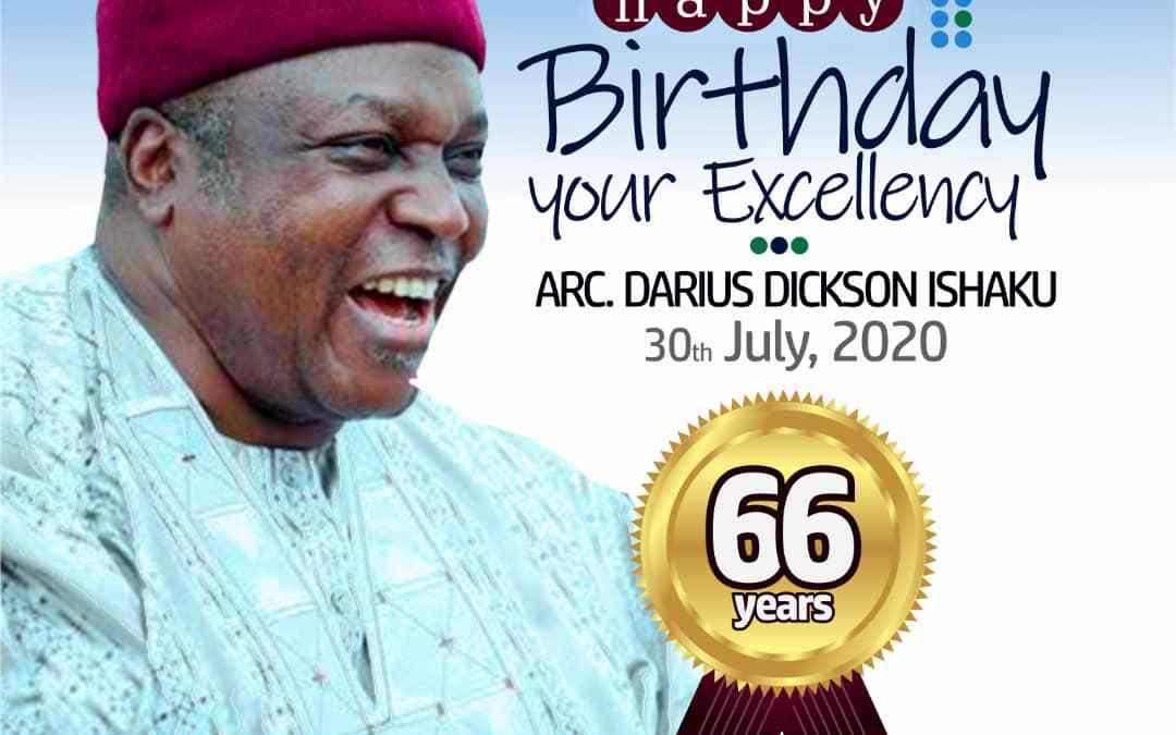 Celebrating the Peace Governor @66