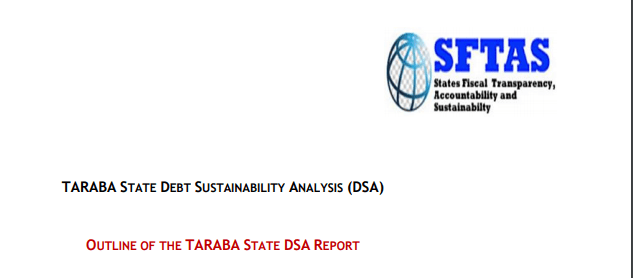 Taraba State Debt Sustainability Analysis