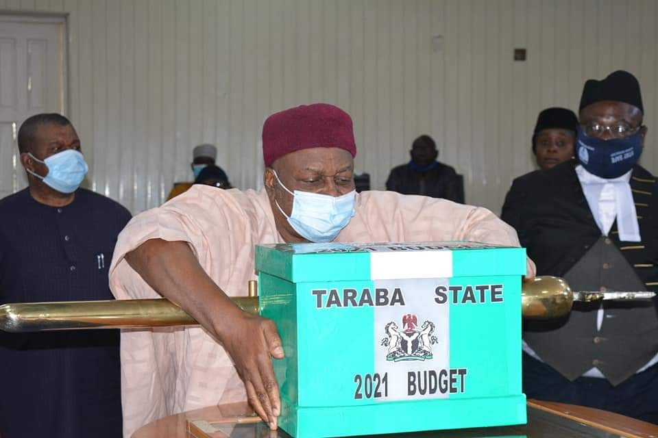 Citizen's Guide to Taraba State 2021 Budget