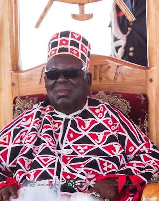 Governor Darius Dickson Ishaku Mourns Aku Uka of Wukari