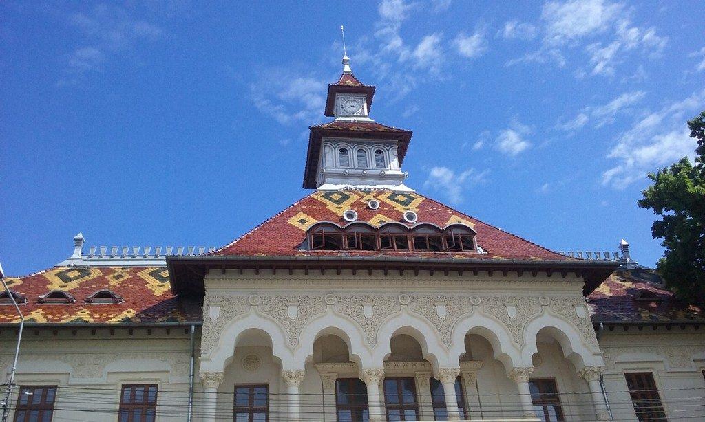 Imagini pentru palatul administrativ focsani