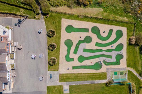 tara glen crazy golf