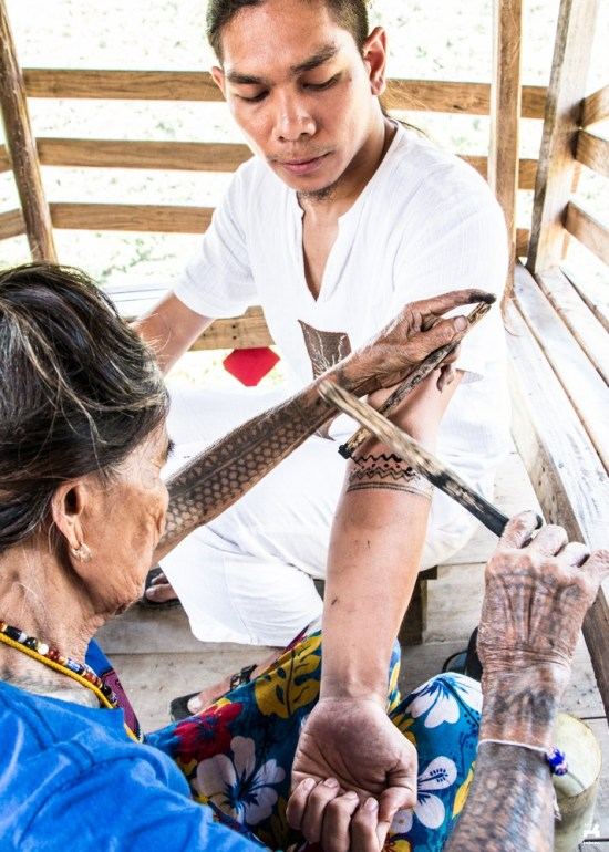 The End Of Summer Visiting Apo Whang Od In Kalinga Tara