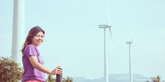 Pililla windmills in Rizal
