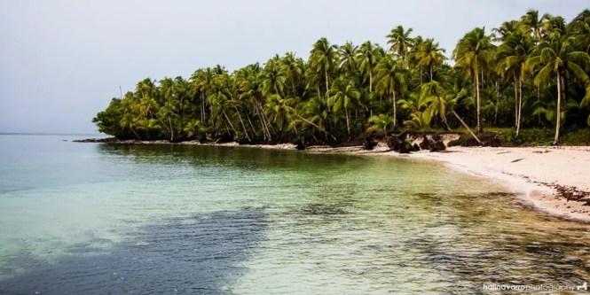 Kawhagan Island in Siargao
