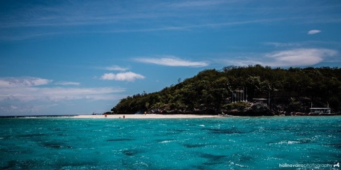 Sumilon Island in Cebu