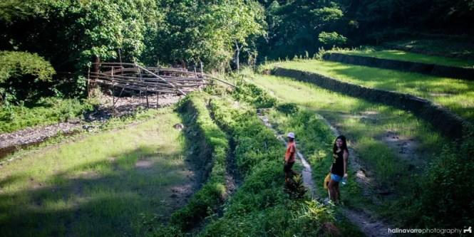 Bugtong Bato falls trek