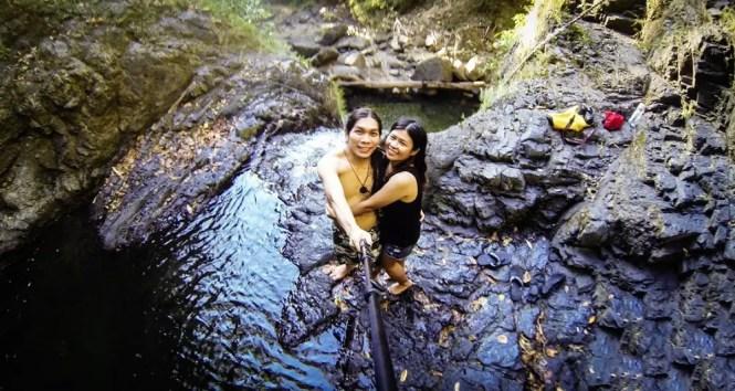 Bugtong Bato falls