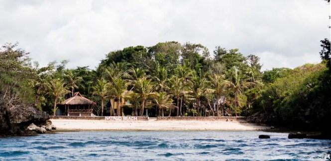 Natago beach in Guimaras