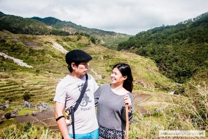 Aguid rice terraces in Sagada