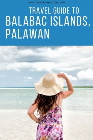Travel guide to Balabac islands in Palawan, Philippines
