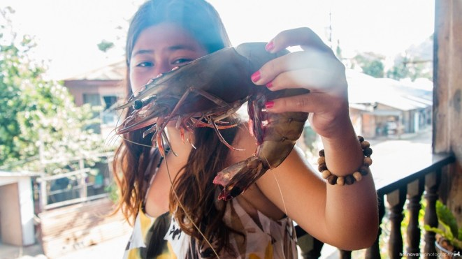 Seafood in Balabac, Palawan