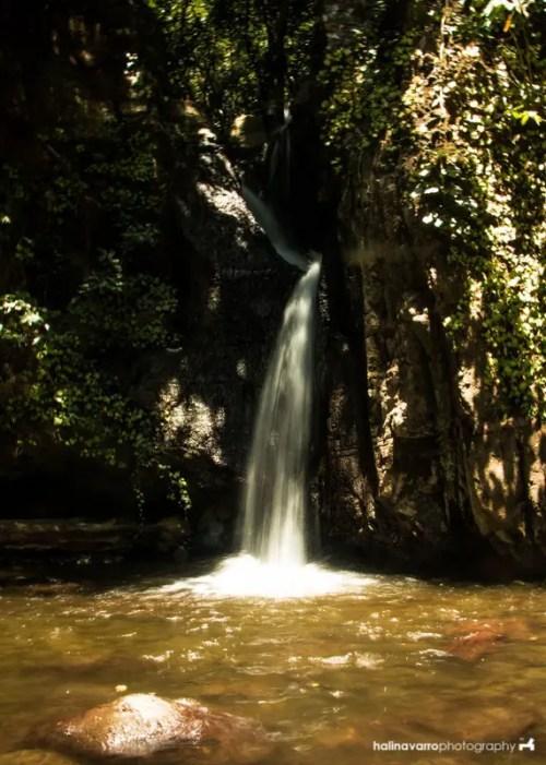 Bataraw Falls in Calayan Island