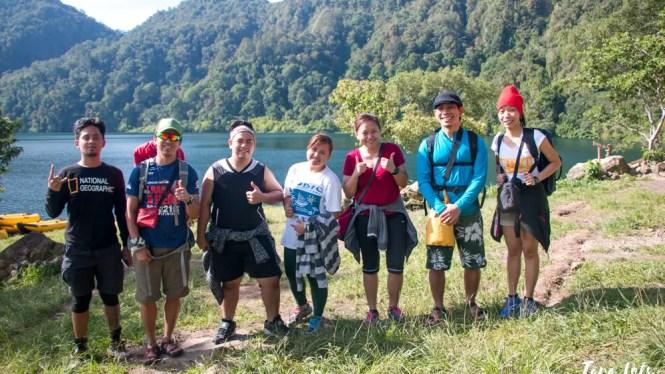 Lake Holon in South Cotabato