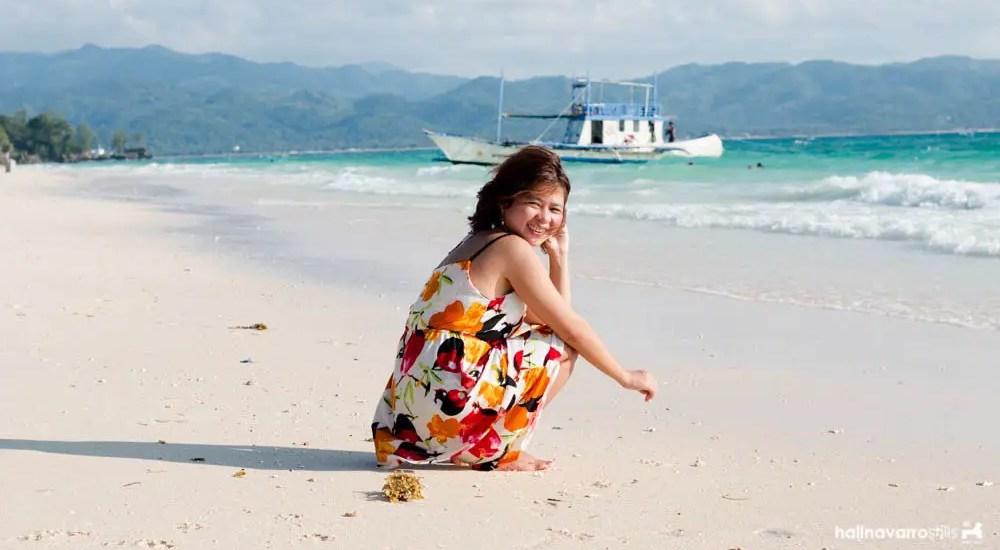 Boracay Island in the Philippines