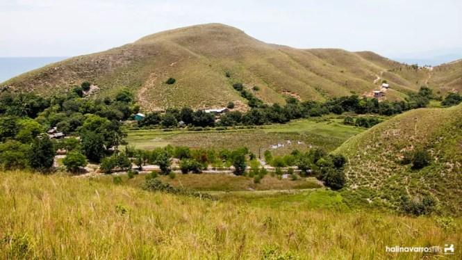 Rolling hills of Malalison Island